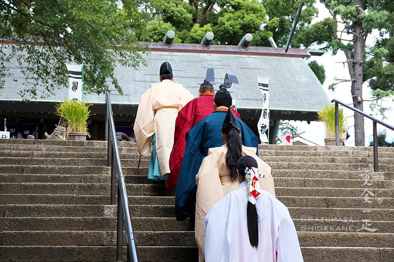 所澤神明社 秋季例大祭