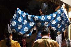 所澤神明社の七夕祭り