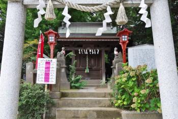 川越八幡宮 民部稲荷神社