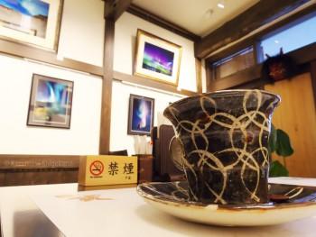 川越市『Gallery & Cafe 平蔵』、内野志織オーロラ写真展『花咲く星夜』