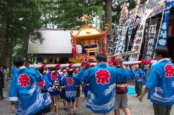 白馬村 飯森神社 例大祭 (d20150920-192)