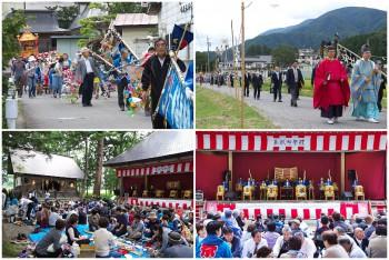 白馬村 飯森神社 例大祭 (d20150920-iimorijinjya)