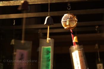所澤神明社の風鈴 d20150714-092