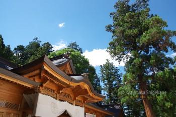 穂高神社 d20150721-032