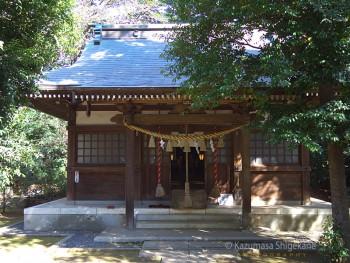 白鬚神社(埼玉県鶴ヶ島市) d20151025-002