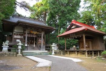 春日神社(埼玉県入間郡越生町) d20151101-190