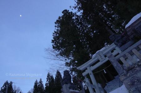 鬼無里 白髯神社 d20160216-320