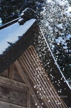 白馬村 飯田神明社 d20160218-378