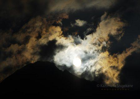 五竜岳 ©重金一正