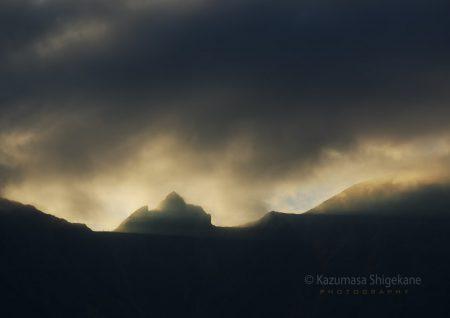 大黒岳 ©重金一正