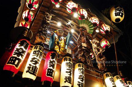 所澤神明社 秋季例大祭 ©重金一正 d20160915-1362