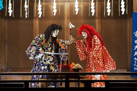 所澤神明社 秋季例大祭 ©重金一正 d20160915-1669