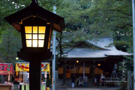 北野天神社 秋季例祭