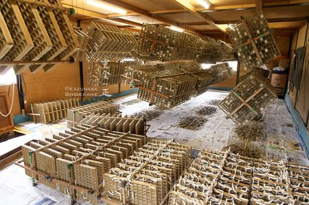 営繭(えいけん)部屋・所沢市北野南の養蚕農家
