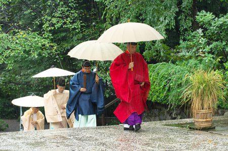所澤神明社 秋季例祭