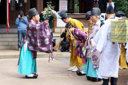 北野天神社 例祭 修祓