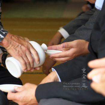 白馬村神城飯田 神明社 秋季例祭