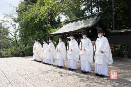 所澤神明社 例大祭